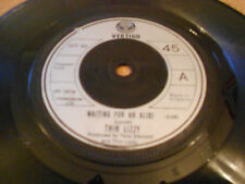 "Thin Lizzy Waiting For An Alibi 7"" Single"