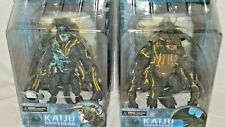 NECA MISP Pacific Rim movie Kaiju KNIFEHEAD TRESPASSER set 2 Ultra Deluxe Figure