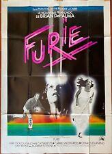 Affiche cinéma Furie Kirk Douglas (1978)