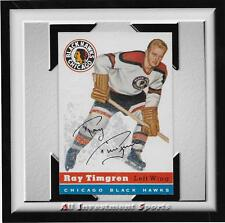 1954 Topps RAY TIMGREN #13 NM-MT *tough hockey card for set* DD17