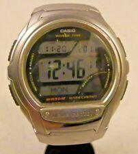 Casio Waveceptor  Men's Watch Steel  Working Fast Ship