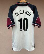 WEST HAM UNITED 1999-2001 AWAY FOOTBALL SOCCER SHIRT JERSEY MAGLIA FILA DI CANIO