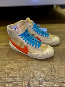 Off White x Nike Blazer All Hallowen's Eve Size 9.5US