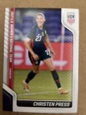 2021 Panini Instant USA Soccer National Team SP RARE CHRISTEN PRESS