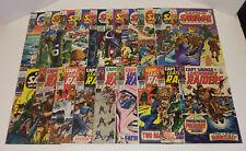 Captain Savage and His Leatherneck Raiders #1-19 Marvel Comics 1967 lot set run