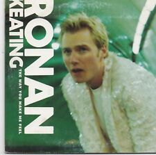 Ronan Keating-The Way You Make Me Feel cd single