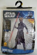 SAVAGE OPRESS Star Wars The Clone Wars Boys Costume Size Small 4-6 Rubies 2011