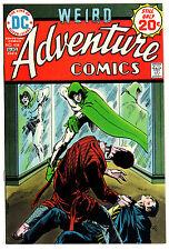 ADVENTURE COMICS #434 7.5 WHITE PAGES BRONZE AGE SPECTRE