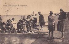 * CESENATICO - Saluti dalla Spiaggia, In Moscone 1920