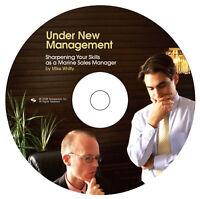 Marine Boat Sales Training - Marine Sales Manager eBook on CD