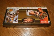 Bass Pro Shop The Hunt Bundle w/ Precision Pointer Wii NEW