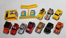 1988 Galoob Micro Machines Odd ball Vehicle Lot #2