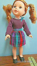 """Skirt Set made to fit  14.5"""" Wellie Wishers dolls  4+"""