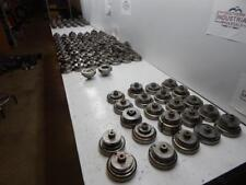 """Punch Press Tooling Wilson, Amada Approx 150 pcs round, oval, other Die 4-15/16"""""""