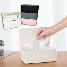 Labrazel Silver Wood Tissue Box Cover Made In Italy