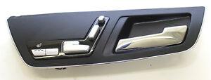 Mercedes W221 Mopf A2218709558 Sitz Schalter Sitzverstellung HR