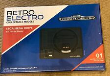 REPLICA RETRO ELECTRO COLLECTABLE MODELS SEGA.MEGA DRIVE 1:2.3 SCALE SEALED BOX
