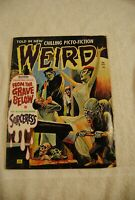 WEIRD ILLUSTRATED HORROR MAGAZINE VOL.7 #1 February 1973 EERIE PUBLICATIONS