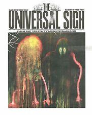 The Universal Sigh Radiohead Newspaper King of Limbs RARE!!!