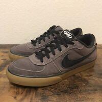 Nike Mavrk SB Low Casual Sneakers skate 434815-081 Gray Canvas Men's US Size 8