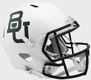 BAYLOR BEARS NCAA Riddell SPEED Full Size Replica Football Helmet