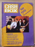 1991 CASHBOX MUSIC MAGAZINE FEATURING TOM PETTY