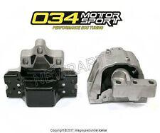 Audi A3 TT VW Eos GTI Jetta Passat R32 Motor Engine Pair Mount Set 034Motorsport