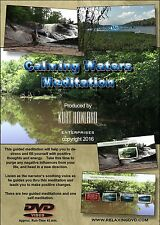 """""""Calming Waters Guided Meditation"""" for Happines,Health, & Wellness DVD"""