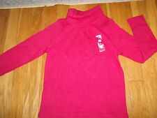 GYMBOREE SHIRT TOP SIZE 6 YEARS RED HOLIDAY TURTLENECK FALL WINTER NWT SKI SNOW