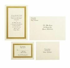 Wilton Invitation Kit Ivory Braided Elegance Print Your Own