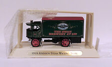 "1993 MATCHBOX  Models of Yesteryear 1918 ATKINSON STEAM WAGON ""SWAN"" 1:43"
