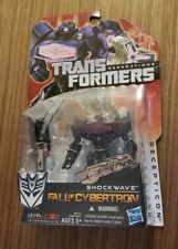 Transformers Generations: Shockwave - Fall of Cybertron (Action Figure) RARE NEW