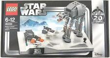 LEGO Star Wars Battle of Hoth Micro Build Promo Set 40333