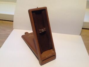 RARE VINTAGE OMEGA (top hat)  WATCH BOX