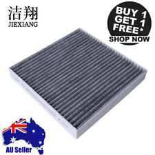 JIEXIANG Activated carbon Cabin Air Filter For HONDA Accord CIVIC CR-V Odyssey