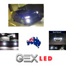 For Holden VE Series 2 SV6  SS Low Beam Fog Parkers Plates Led Light Kit's White