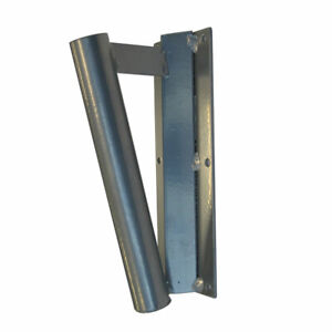 Angled Flat Wall Mount for Advertising Pole Mounting Bracket fof Flag Pole