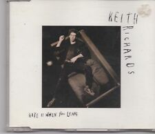 Keith Richards-Hate It When You Leave cd maxi single 2 tracks