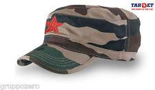 ATLANTIS Cappello TANK stella rossa ARMY VIETNAM Comunismo URSS cappellino HATS