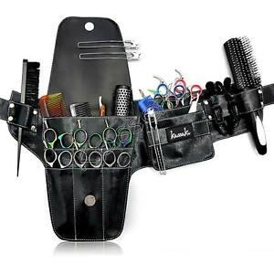 Kassaki Hairdressing Scissor Pouch hairdressers Bag Salon stylist tool belt