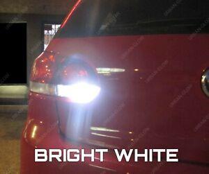 2x for VW Golf MK6 LED Bright White Reverse Light Bulbs SMD Error Free LED