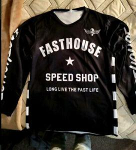 FASTHOUSE XXL 2021 MX New Jersey Motocross Daunhill riding gear Cycling Mountain