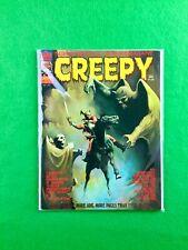 Creepy #65 (1974):  Ken Kelly Cover Art! Warren! Bronze Age Horror! FN- (5.5)!