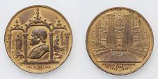 Vatikan Medaille Pius IX. 1869-70 Concile Oecumenique Rom