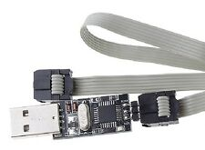 Vzfx0766 AVR usb usbasp isp programmeur prgmr pour KK kk2.0 kk2.1 KK2.15 puce 175