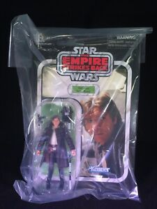 NEW Hasbro Star Wars The Vintage Collection Empire Strikes Back Han Solo VC03