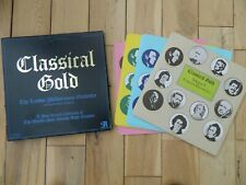 Classical Gold - The London Philharmonic Orchestra - Record Vinyl LP box set