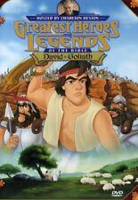 David & Goliath [New DVD]
