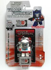 Ratchet #3 Series 1 Transformers Figurine & 3D Puzzle Collector Cards New