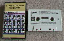 THE BEATLES - A HARD DAY'S NIGHT music cassette tape (TC-PCS 3058)